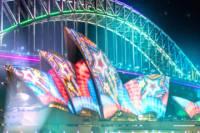 VIVID Sydney Harbour Party Cruise