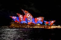VIVID Sydney: Sydney Harbour Lights Cruise