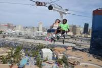 VooDoo Zip Line at The Rio Hotel and Casino