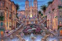 Walking Tour: Fountains and Squares Orientation Tour of Rome