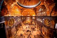 Walking Tour of Highlights in Istanbul Day 1