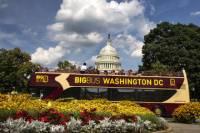 Washington DC Hop-On Hop-Off Tour