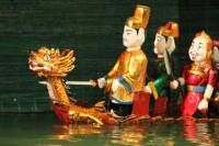 Water Puppet Entrance Tickets with Hanoi Hotel Ticket Delivery