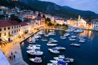 Water Taxi Transfer from Split to Hvar