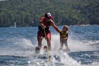 Waterskiing Tour at Catalina Lake in Boca Chica
