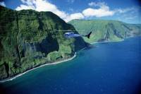 West Maui and Molokai Exclusive 45-Minute Helicopter Tour