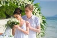 Western Style Wedding Ceremony in Phuket