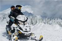 Whistler Wilderness Snowmobile Run