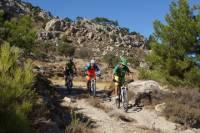 White Mountains Mountain Bike Tour in Crete
