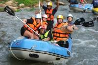 White-Water Rafting and ATV Adventure from Phuket