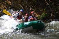 White Water Rafting at the Tenorio River from Guanacaste