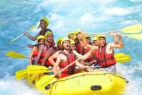 White Water Rafting from Alanya