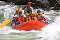 White Water Rafting from Belek and Serik