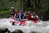 White Water Rafting from San Jose with Drop-Off in Arenal
