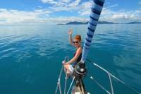 Whitsunday Islands Luxury Small-Group Sailing Experience