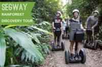 Whitsundays Segway Combo: Sunset Segway Tour and Segway Rainforest Discovery