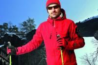 Winter Bohemian Switzerland Walking Tour
