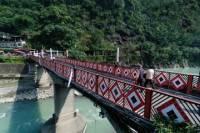 Wulai Aboriginal Village Half-Day Tour from Taipei