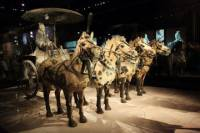 Xi'an Day Tour: Terracotta Warriors and Taoist Temple by Sidecar