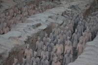 Xi'an Private Tour: Terracotta Warriors, City Hall and Giant Wild Goose Pagoda