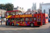York City Hop-on Hop-off Tour