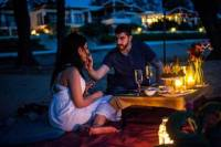 You're My Number One: A Beach Picnic in Phuket