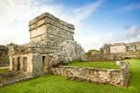 Yucatan Adventure: Snorkel, Zipline and Tulum Ruins Tour