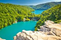 Zagreb Super Saver: Zagreb Walking Tour and Small-Group Plitvice Lakes National Park Day Trip