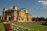 Zagreb Upper and Down Town Private Walking Tour