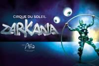 Zarkana by Cirque du Soleil® at ARIA Hotel and Casino