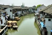 Zhujiajiao and Seven Treasure Town Day Tour from Shanghai