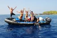 Zodiac Raft and Snorkel Adventure