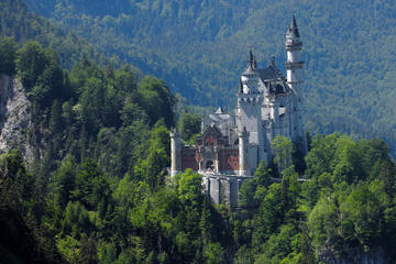 1 Day Bavarian castle tour