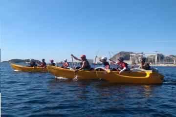 1 Hour initiation to dugout canoe from La Ciotat