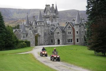 1-Hour Quad Bike Tour in the Scottish Highlands
