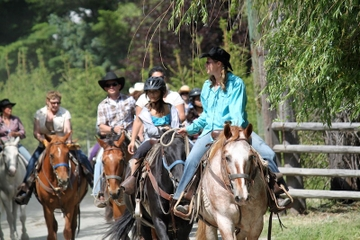 1- or 2-Hour Horseback Ride in Pemberton