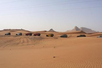 1- or 2-Night Self-Drive 4x4 Desert and Camping Adventure from Dubai