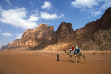 16-Day Ancient Egypt and Jordan tour from Cairo