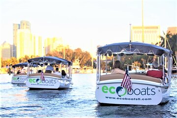 18' Electric Boat Rental in Ft. Lauderdale