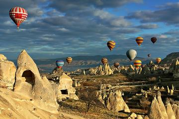 2 Day Cappadocia Tour from Side