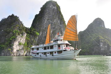 2-Day Escape to Legendary Halong Bay on Calypso Cruiser from Hanoi