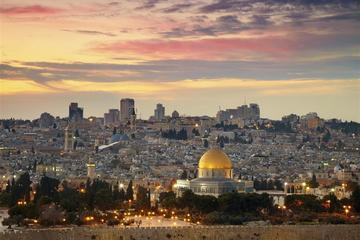 2-day Jordan and Israel Tour: Jerusalem, Bethlehem and Petra including flights