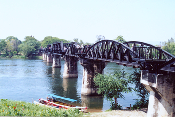 2-Day Kanchanaburi and River Kwai Tour from Bangkok