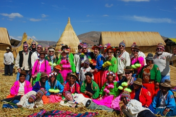 2-Day Lake Titicaca Expedition with Overnight on Amantani Island