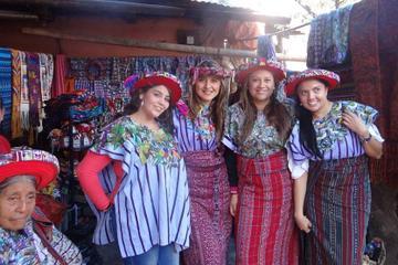 2 Day: Maya Highland Tour Lake Atitlan and Chichicastenango from Antigua