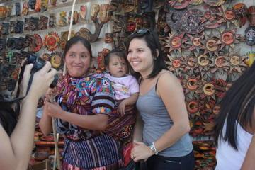 2 Day: Maya Highland Tour Lake Atitlan and Chichicastenango from Guatemala City