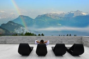 2-Day Mt Rigi Tour from Zurich Including Mineral Baths and Lake Lucerne Cruise