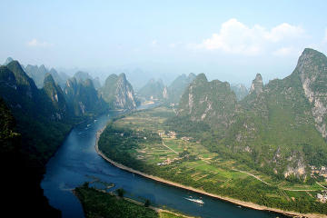 2-Day Private Tour: Guilin City Highlights and Li River Cruise