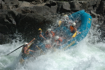 2-Day Ticket to Ride Rafting Trip on the Clearwater River