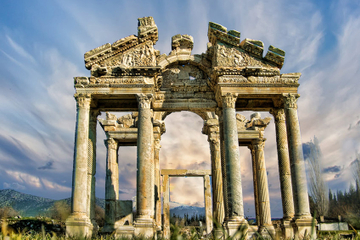 2-Days and 1-Night Trip to The Ancient City of Ephesus and Pamukkale, from Kusadasi or Izmir